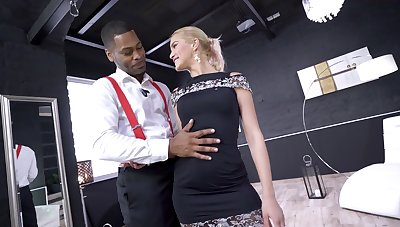 Anal and brutal gagging in scenes of BDSM XXX action